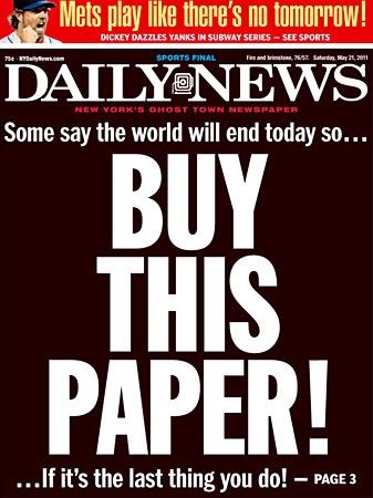 Dailynewsendofworld